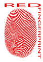 RED FINGERPRINT-red